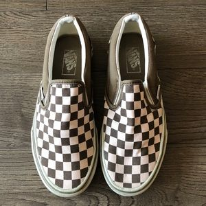 COPY - Vans Checkered Shoes